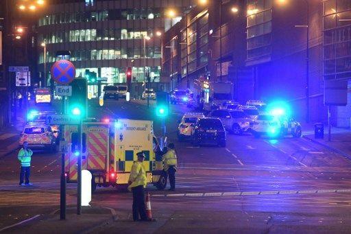 Attentat à Manchester : la réaction des célébrités