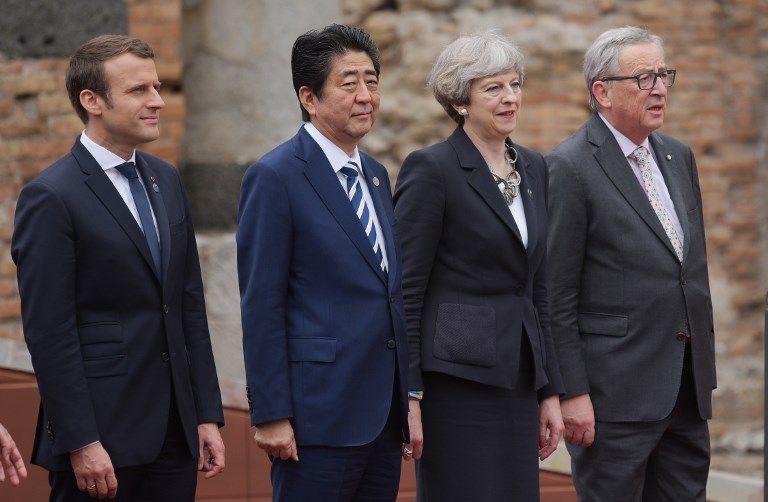 À quoi sert encore le G7 ?