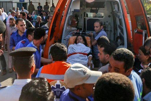 Égypte : un bus transportant des chrétiens attaqué, au moins 28 morts