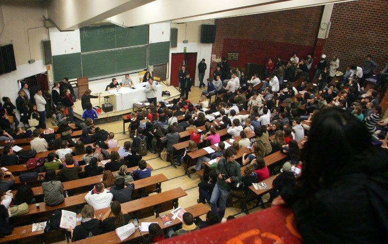 Fac de Tolbiac : les étudiants grévistes exigent d'office un 10/20 pour leurs partiels !