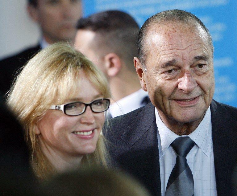 Claude Chirac a donné des vêtements de son père à des réfugiés