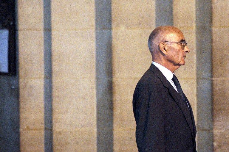 Le général Philippe Rondot, un des acteurs de l'affaire Clearstream, est décédé