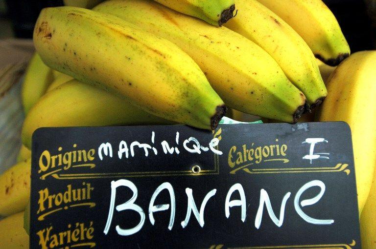 Bananes de la Martinique