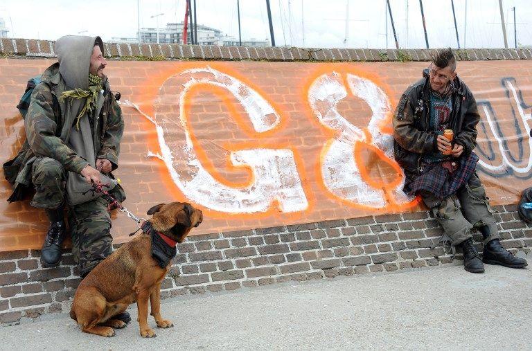 Le chien de Tolbiac avait un glorieux ancêtre révolutionnaire : Médor !