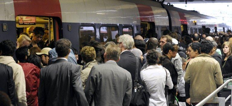 Les prévisions du trafic à la SNCF et à la RATP pour la journée du jeudi 19 avril