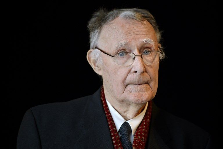 Le fondateur d'IKEA est décédé