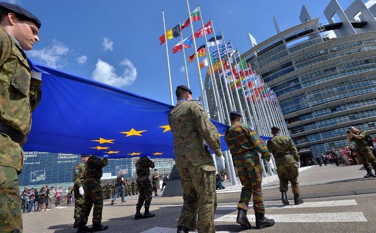 Loin des États-Unis : l'heure de la conquête de son autonomie stratégique a-t-elle sonné pour l'Europe ?