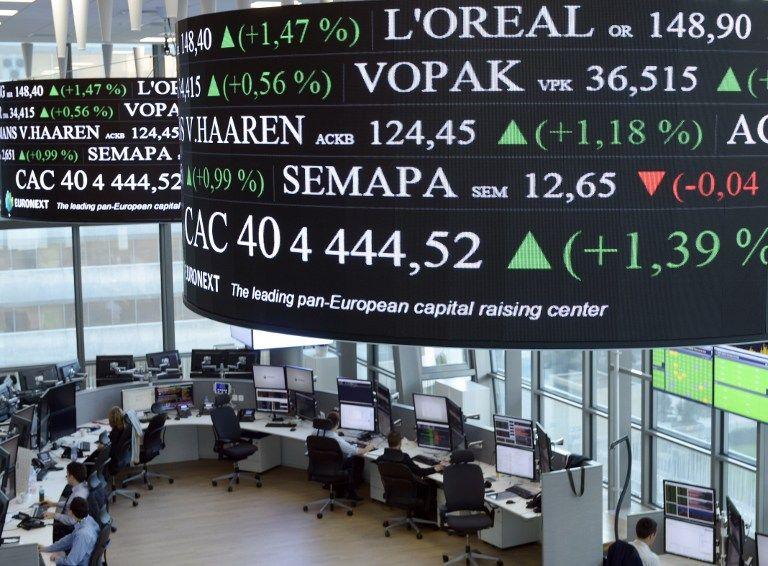 La croissance soutient les marchés…malgré les risques