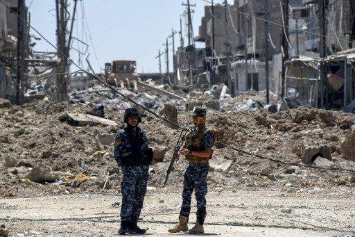 Irak : le premier ministre annonce la libération de Mossoul