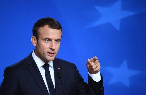"""Emmanuel Macron : """"Il est si commode de voir en Vichy une monstruosité venue de rien"""""""