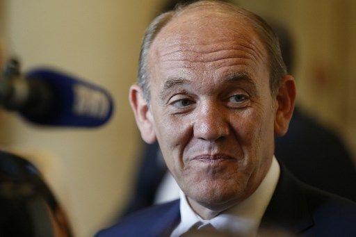 """Pour Daniel Fasquelle, Emmanuel Macron veut """"faire disparaître"""" la droite"""