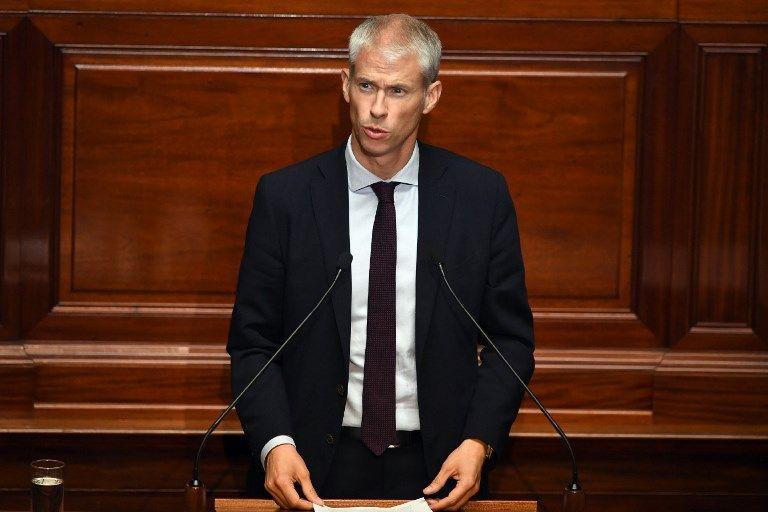"""Des élus Constructifs lancent un nouveau parti, baptisé """"Agir, la droite constructive"""""""