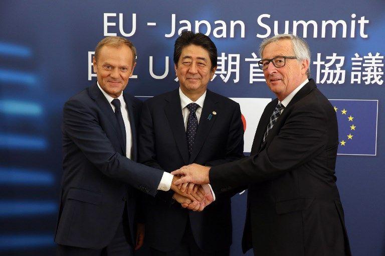 L'Union européenne et le Japon vont signer un accord majeur de partenariat économique le 17 juillet prochain à Tokyo