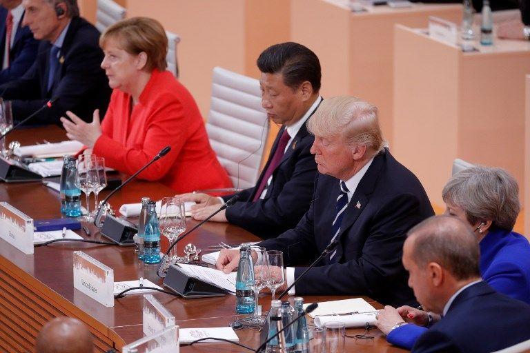 Derrière le conflit commercial entre Etats-Unis et Chine, l'éléphant rose allemand dans la pièce de la mondialisation