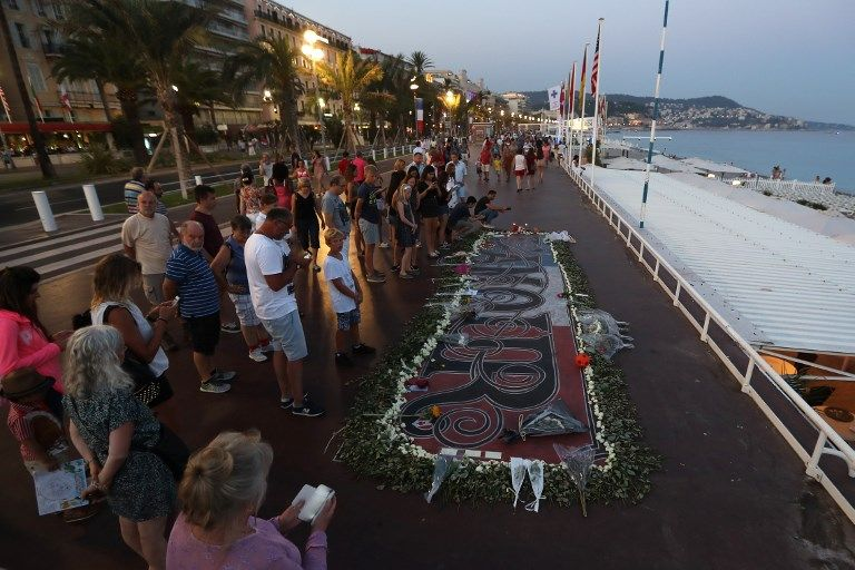 La ville de Nice n'organisera plus de feu d'artifice le 14 juillet