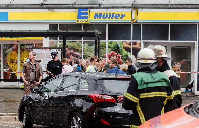 Hambourg : un mort et six blessés après une attaque au couteau par un islamiste