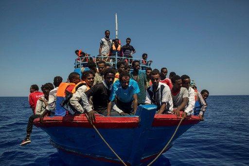 Immigration : voilà à quoi pourrait ressembler la nouvelle carte des flux migratoires en Europe si l'Italie se montre extrêmement ferme dans le blocage de ses côtes