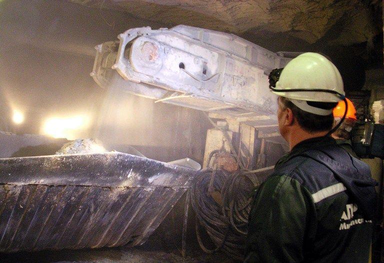 Inondation d'une mine de diamants en Sibérie : huit disparus
