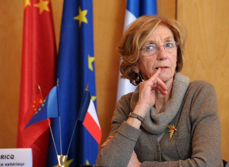 Mort de l'ancienne ministre Nicole Bricq