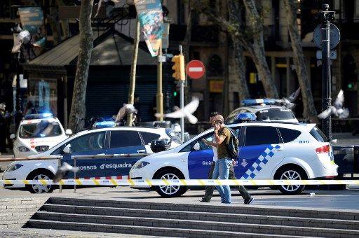 Attentat de Barcelone : 120 bonbonnes de gaz retrouvées ; la Sagrada Família était visée