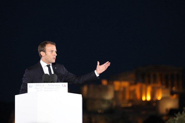Macron s'expose dangereusement sur les ordonnances dans une semaine cruciale