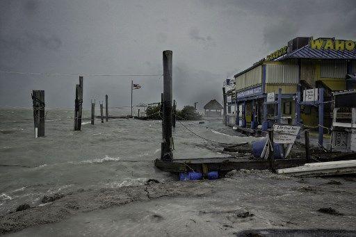 Droit vers Tampa, la ville la plus vulnérable des Etats-Unis : Irma prend la route d'un bouleversement de l'histoire de la Floride