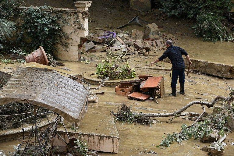 Italie : de violents orages font six morts en Toscane