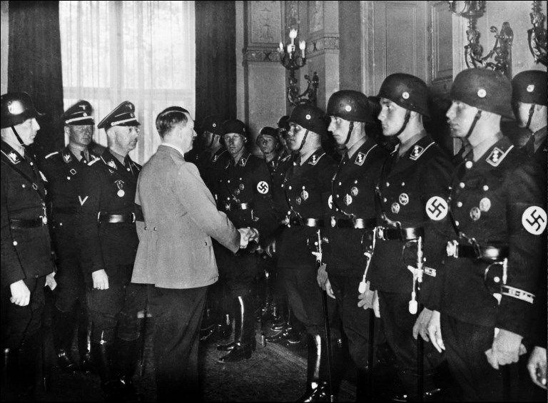 """""""Les démocraties sont plus faibles que l'Allemagne et ne se battront pas"""" : et l'attitude d'Hitler atteignit son point de non retour..."""