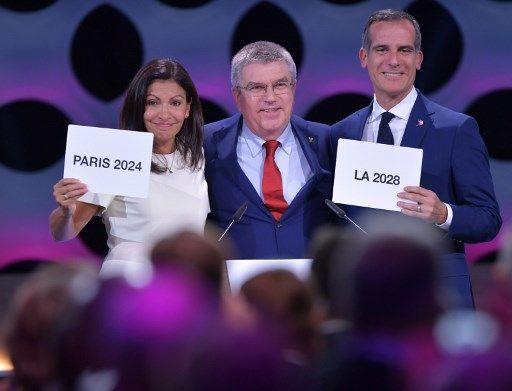 J0 2024 : Paris officiellement désignée comme ville hôte