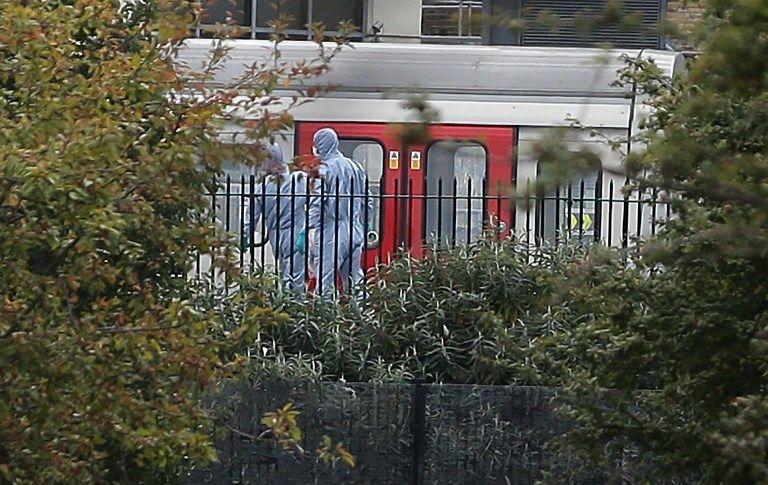 Londres : l'Etat islamique revendique l'explosion dans le métro