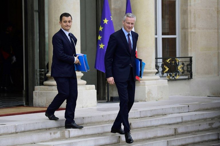 """Croissance : """"Elle devrait approcher les 2%"""" annonce Bruno Le Maire"""