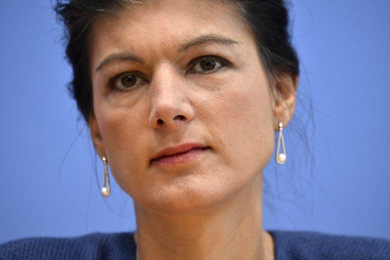 Une figure de l'extrême-gauche allemande veut créer un mouvement anti-immigration pour contrer l'extrême-droite