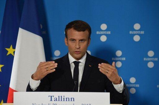 """Emmanuel Macron rejette l'image de """"président des riches"""" mais assume de récompenser """"la réussite"""""""