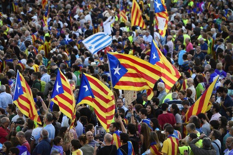 """Catalogne : dans des dizaines de communes, il y a eu plus de votes """"oui"""" que d'électeurs sur les listes"""