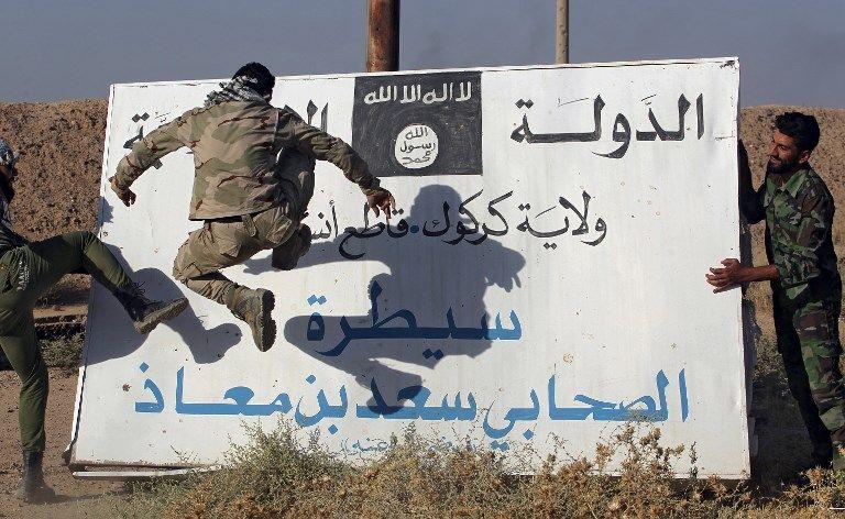 L'Etat islamique en Irak, c'est fini comme Etat mais pas comme marque mondiale attirante et donc très dangereuse