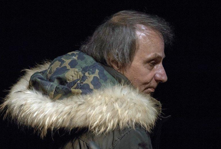 Michel Houellebecq Interventions 2020
