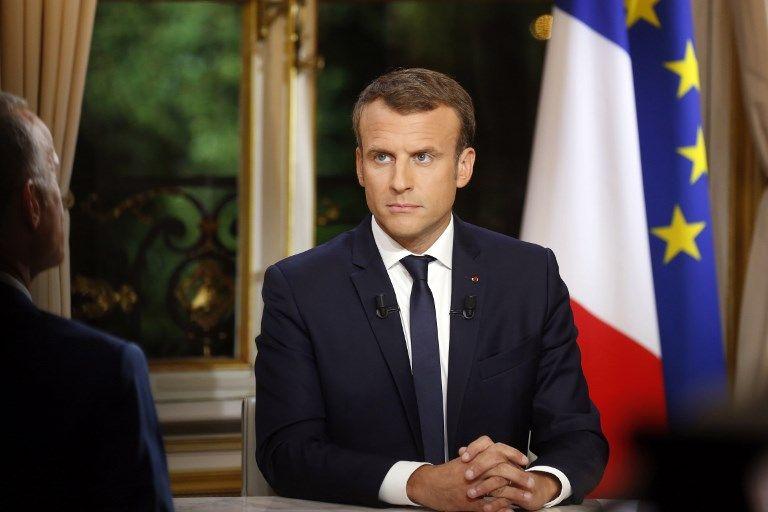 La quintuple rupture du docteur Macron
