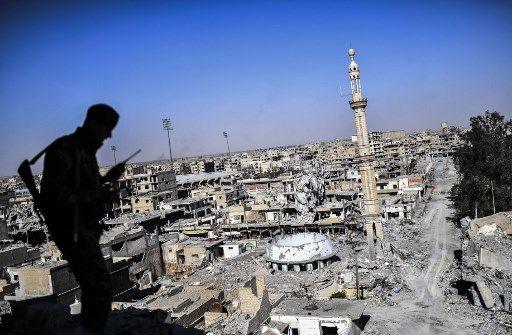 Syrie, à la croisée des chemins ?