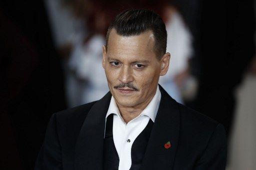 Johnny Depp en piteux état