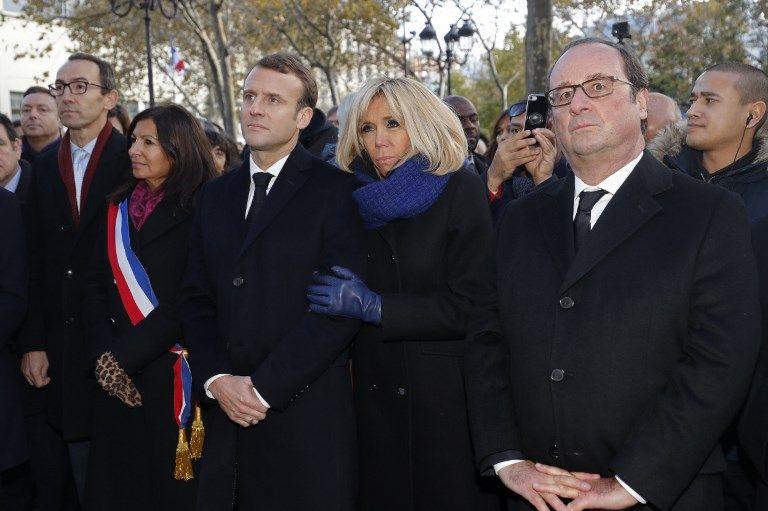 Mais qui ne voudrait pas de François Hollande pour succéder à Emmanuel Macron ?