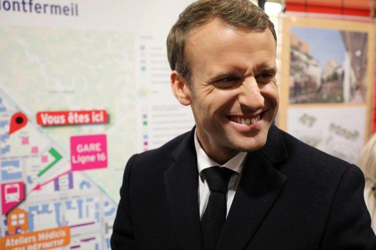 Emmanuel Macron : l'économie française, c'est moi !