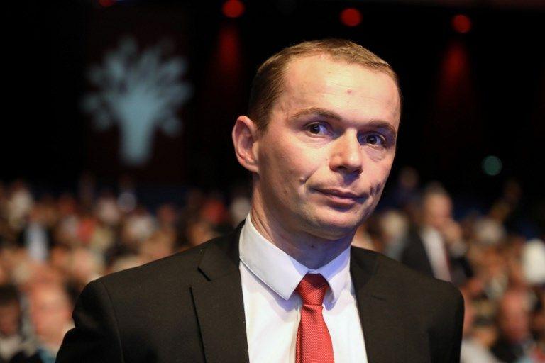 Olivier Dussopt exclu automatiquement du Parti socialiste après son arrivée au gouvernement