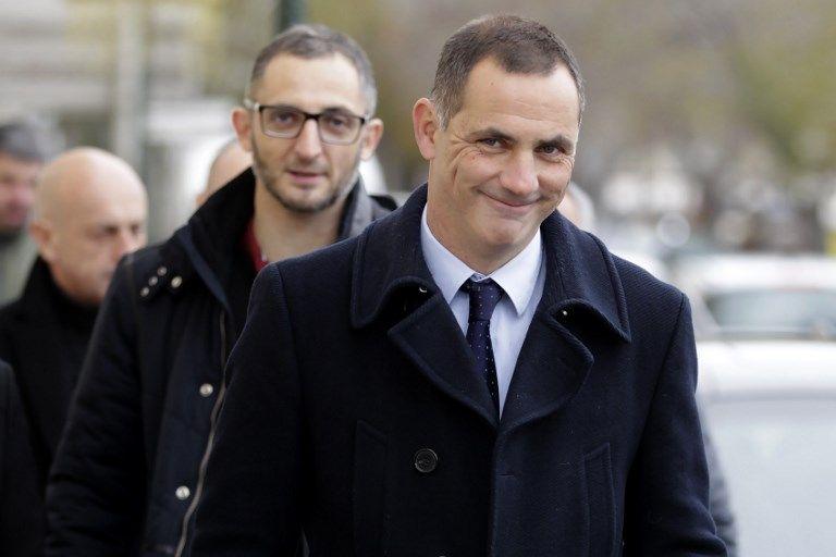 Le leader de Pe a Corsica, Gilles Simeoni.