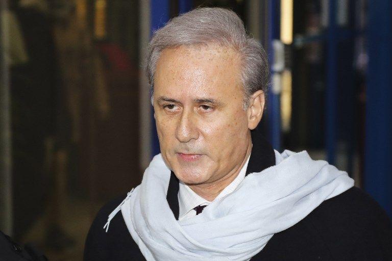 """Jugé pour viols et agressions sexuelles, Georges Tron dénonce un """"complot"""""""