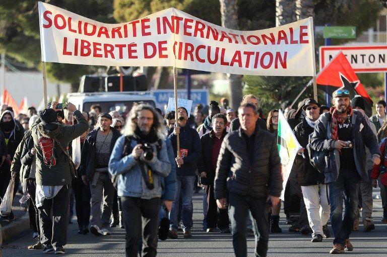 L'Italie en colère après le contrôle d'un Nigerian par des douaniers français dans une commune italienne
