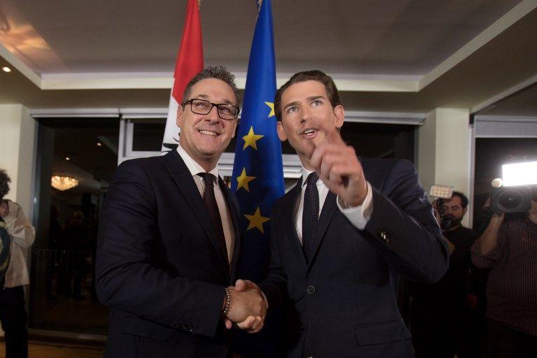 Et maintenant l'Autriche..: l'Europe nationale-autoritaire, combien de divisions au sein de l'UE ?