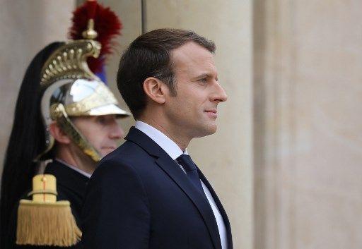 Macron-Jupiter, chef de guère