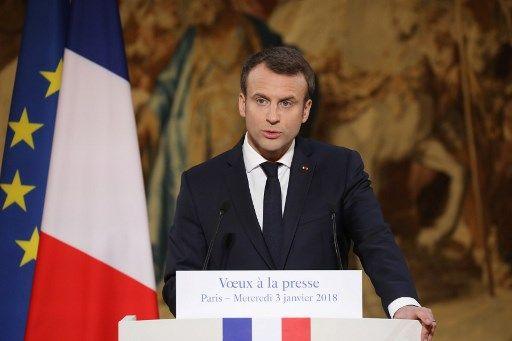 Fake news et liberté de la presse : l'inquiétant paradoxe Macron