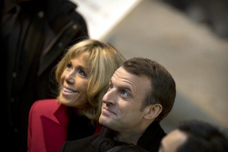"""Brigitte est-elle la première conseillère d'Emmanuel Macron ? """"Ce n'est pas ça et c'est plus que ça"""", répond-il"""