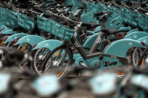 """Velib' : la mairie demande le remplacement immédiat de 3000 vélos, l'opposition dénonce """"un gigantesque cafouillage"""""""